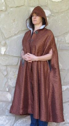 The full cloak